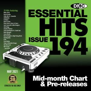 DMC, L@@K What's New; MAY ESSENTIAL HITS 194, 23 TRACKS.