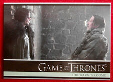 GAME OF THRONES - Season 5 - Card #03 - THE WARS TO COME - C - Rittenhouse 2016