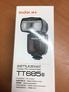 Godox TT685s HSS for Sony TTL Camera Flash & X1 Wireless Trigger & Accessory kit