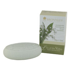 Bronnley Lily Of The Valley. Triple Milled Soaps 3.5 Oz