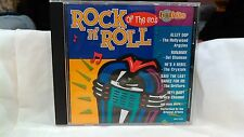 Rock N' Roll Of The 60's Hot Hits 1999 Madacy Entertainment Group         cd2851