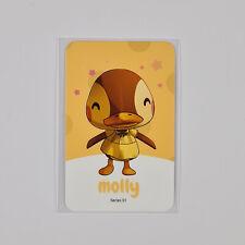 NFC Karte Animal Crossing Monika / Molly 99 Switch Lite 3DS
