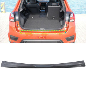 Fit for Mitsubishi ASX 2019 2020 Black Rear Trunk Outer Bumper Protector Trim