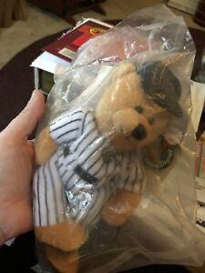 Mickey Mantle Dugout Plush New York Yankees Baseball NWT 7-8 Inch Sealed