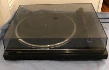 New listing Yamaha Tt-500U Natural Sound Stereo Turntable