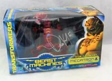 Transformers Beast Machines Megatron MISB Sealed Autographed