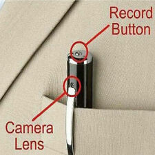 Spy Pen Camera HD1280x960 Hidden Micro SD Card DV DVR Video Mini Camcorder-NEW