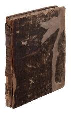 Antique Book-Hoorns Buitensingel-NOORD HOLLAND-Westerop-1728
