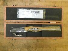 Spi Groove Micrometer 75 100mm Outside Range 765 1015mm Inside Range 14 282 8