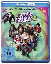 3D Blu-ray * Suicide Squad Blu-ray 3D+2D * NEU OVP