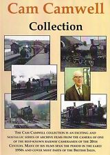 Cam Camwell Collection Dvds Volumes 1 to 6: British Rail 1950s Archive Footage