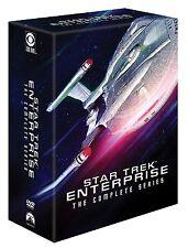 Star Trek: Enterprise - The Complete Series (DVD, 2017, 27-Disc Set) FREE Ship!