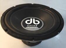 """DB Drive DB Series DB12D4 Subwoofer 12"""" BASS  700 WATTS TESTED Car Audio"""