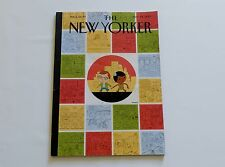 "The New Yorker Magazine ""Goings on About Town"" September 23, 2013"