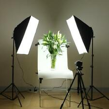 6pcs Photography Studio Continuous Photo Softbox Lamp Light Stand Lighting Kit