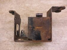 1975 Kawasaki F7 175cc Enduro K600+ Battery Box Holder Tray