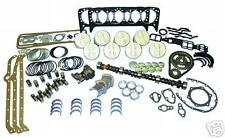 1023 SBC 305 Engine Kit Chevrolet Pistons Cam 5.0 76-80