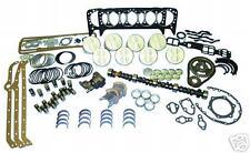 1023 SBC 305 Engine Kit Chevrolet Pistons Cam 5.0 76-80