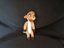 Walt Disney Lion King Timon Meerkat Beanbag Doll