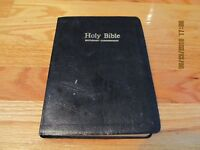 1970 THE HOLY BIBLE KJV DICTIONARY CONCORDANCE- THOMAS NELSON SC