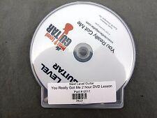 Next Level Guitar DVD You Really Got Me Now 2 Hour