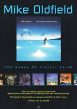 Mike Oldfield - Songs Of Distant Earth The Album - Full Size Magazine Advert