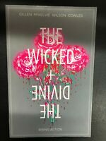 THE WICKED + THE DIVINE volume 4 Rising Action (2016) Image Comics TPB 1st FINE