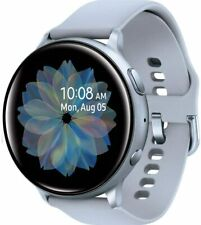 Samsung Galaxy Watch Active 2 SM-R820 44mm Aluminum Case & Sport Band NEW