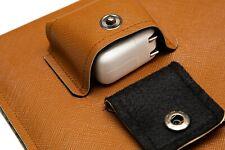 Handmade iPad Case, Magic/Smart Keyboard Compatible, Vegan Tablet Sleeve Bag