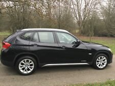 2011 BMW X1 XDRIVE 2.0 DSE AUTOMATIC 4x4 - DAMAGED REPAIRABLE