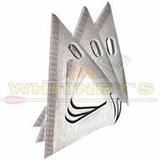 Muzzy Replacement Blades 100 gr 3 Blade Broadheads Fixed  320