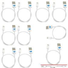 10 Pcs 1ft Lightning Usb Cable for DJI Phantom 4,3 inspire 2 1 Pro iPhone xs xr