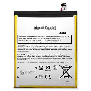 Li-Polymer Battery for Amazon Fire HD 8 7th Generation SX034QT MC-31A0B8 26S1014