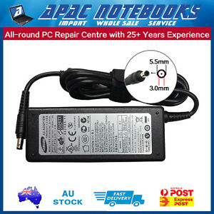 Genuine Power AC Adapter Charger for Samsung Series 3 NP 305V5A-S08AU
