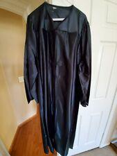 Graduation Cap and Gown Black Size Xl College Graduation