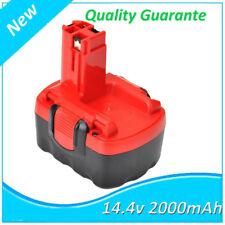 BAT038 Batterie pour Bosch 2607335533 2607335264 GWS 3660CK 14.4V 2.0Ah Ni-CD