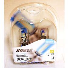 Nokya H3 Cosmic White S2 Headlight Fog Light Halogen Light Bulb 1 Pair NOK8015