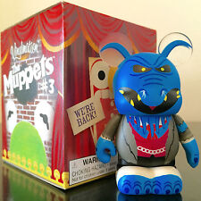 "DISNEY VINYLMATION 3"" MUPPETS SERIES 3 UNCLE DEADLY COLLECTIBLE 2013 TOY FIGURE"