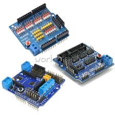 Xbeebluetoothrs485apc220 Io Iic Sensor V50 Expansion Shield For Arduino