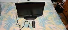 Sanyo Tv 19'' 2010 Dp19640 Hd Monitor 720p *Great* w/ Remote