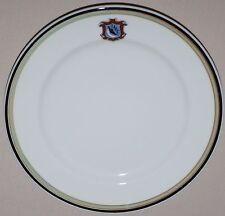LAAC Logo Los Angeles Athletic Club Salad Plate Syracuse China USA