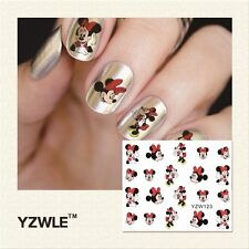 YZWLE 2017 New Hot Sale Water Transfer Nails Art Sticker Manicure Decor Tool Cov