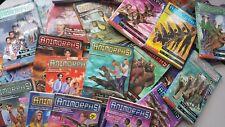 Lot of 25 Animorphs Books by K.A. Applegate Children's Chapter BooksASSORTED