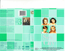 Sex And The City-1998/04-TV Series USA-[ 3 Disc-The Complete Season 3 ]-DVD