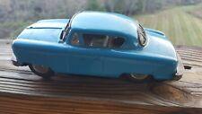VINTAGE TIN TOY CAR-JAPAN- NASH RAMBLER MSK TOYS-FRICTION 1950'S PARTS OR REPAIR