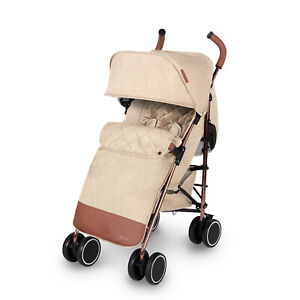 Ickle Bubba Discovery Max Stroller | Lightweight Pushchair (Choose colour)