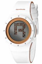 Reebok Icon Drop Rad Digital Watch Swarovski Crystals White RC-IDR-L9-PWIW-W2
