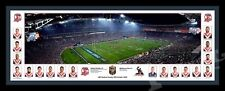 2018 Sydney Roosters Ground and Players Pano Framed