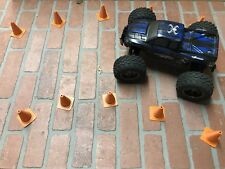 1/10 Scale Orange Traffic Cone For RC Rock Crawlers or Drifting 3D Printed