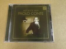 CD HET LAATSTE NIEUWS CD-COLLECTIE 17 / HET BESTE VAN PAOLO CONTE